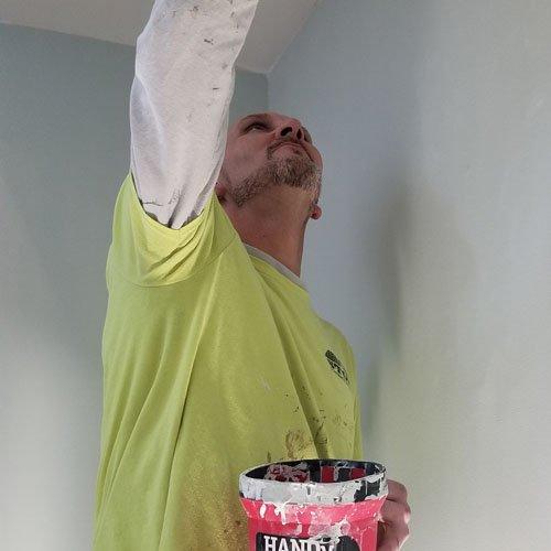 Stone Contracting Crew Member