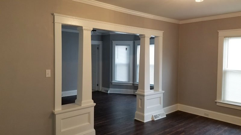 Stone Contracting Services - Flooring Project