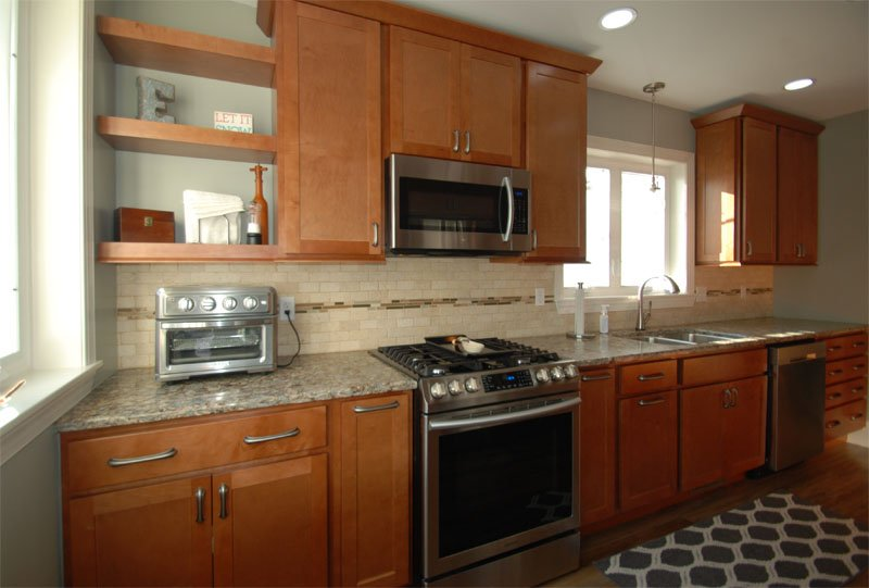 Stone Contracting Services - Kitchen Remodeling Project